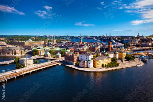 Staande foto Stockholm Stockholm, Sweden