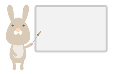Rabbit Whiteboard