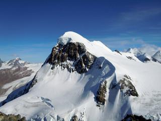 Breithorn, Blick vom Klein Matterhorn