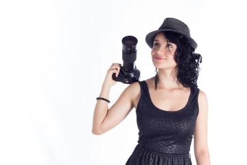 la fotografía como profesión
