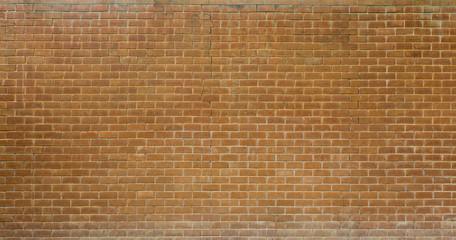 Brown brick wall background