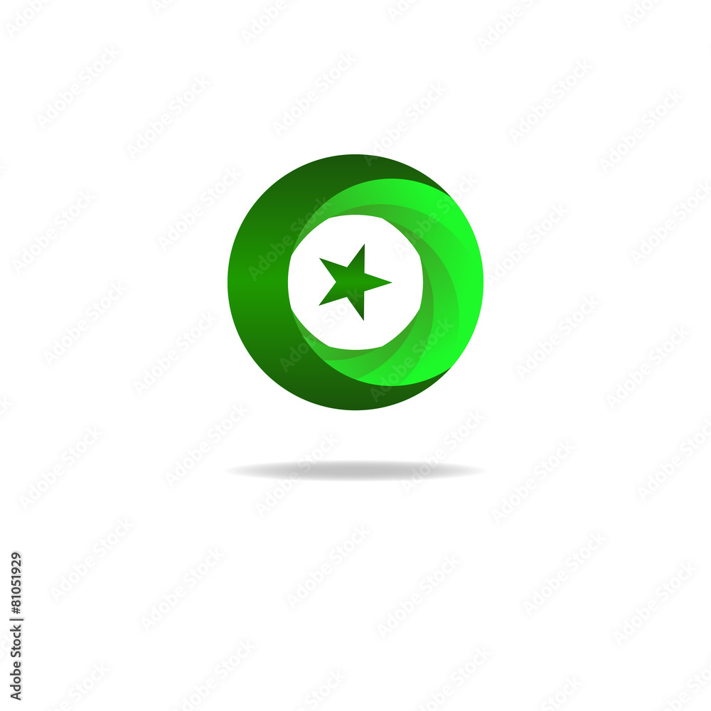 Islam symbol star and crescent muslim sign wall sticker wall islam symbol star and crescent muslim sign wall sticker buycottarizona