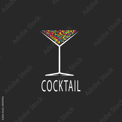 Cocktail Logos Free Cocktail Logo Alcohol Poster