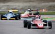Leinwandbild Motiv Classic racing cars