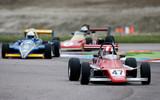 Fotoroleta Classic racing cars