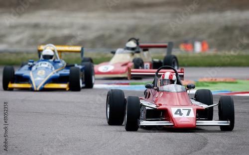 Foto op Aluminium Motorsport Classic racing cars