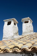 Greek Chimney Pots