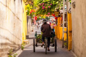 Menschen im Alltag in Vietnam