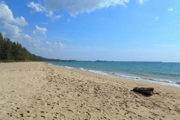 Pakarank Beach, Pang-Nga Province, Thailand