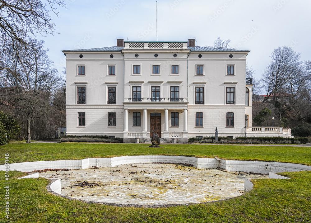 posiadłość majestatyczny dom - powiększenie
