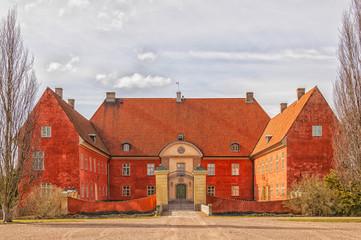 Krapperup Castle Front Facade