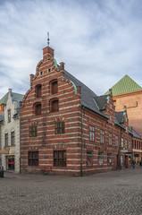 Malmo Old City Center Building
