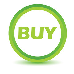 Green buy icon