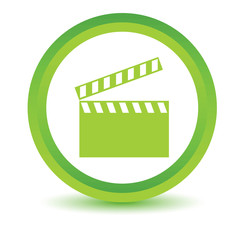Green film icon