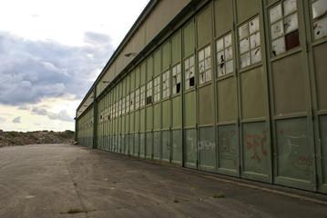alte Lagerhalle