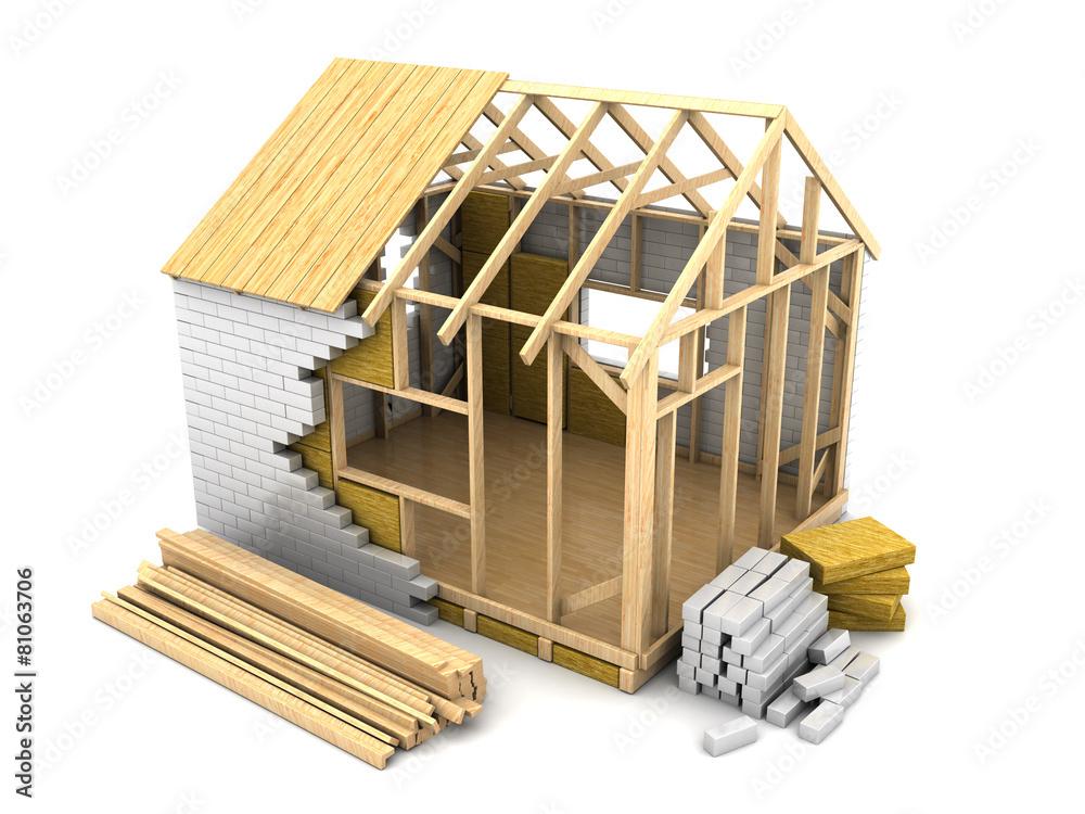 przemysł dom budynek - powiększenie