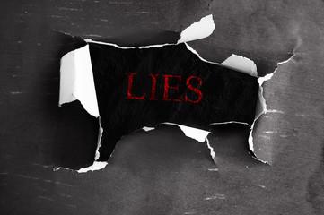 Lies revealed