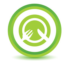 Green Lunch icon