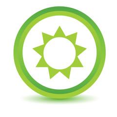 Green Sun icon