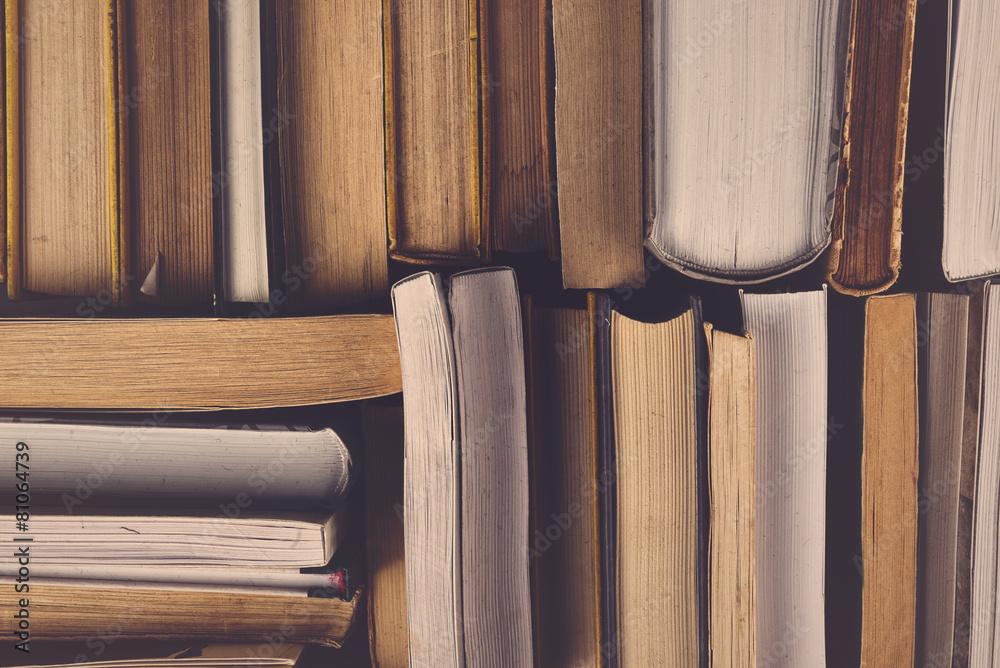 stary biblioteka szkoła - powiększenie
