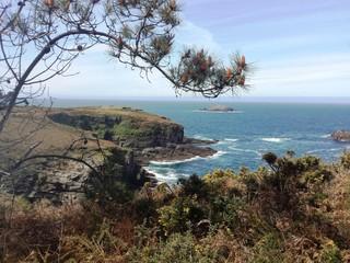 Costa de Mera, A Coruña