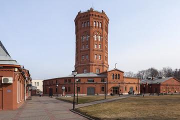 Музей воды. Санкт-Петербург