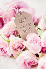 Muttertagsgrüße - Beste Mama