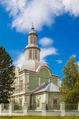 church in volkovo