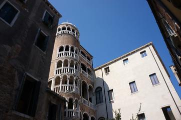 Contarini del Bovolo Palace at Venice