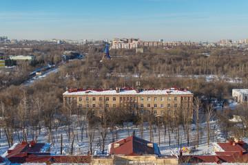 Samara, cityscape