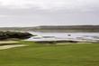 Algarve QDL landscape at Ria Formosa wetlands reserve