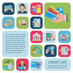 Credit Life Set