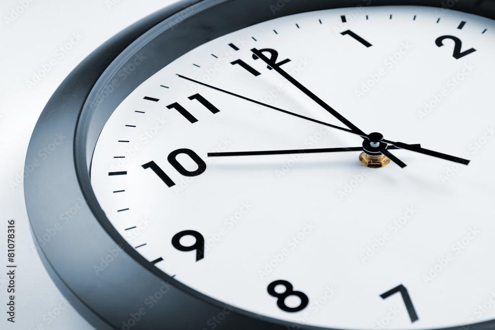 czas zegarek zegar twarz - powiększenie