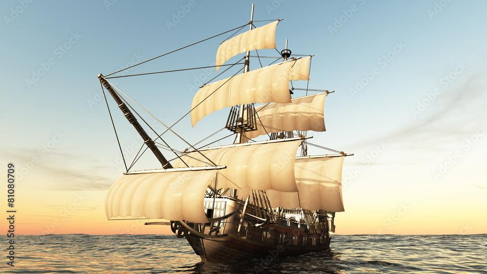 łódź plener morze - powiększenie
