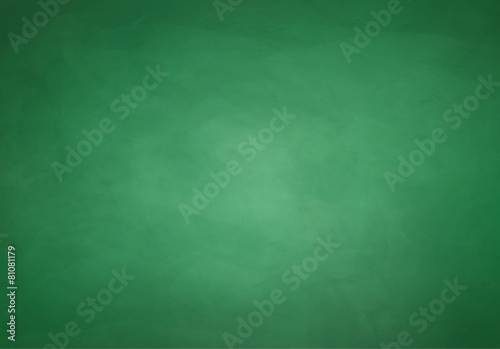 Green chalkboard background. - 81081179