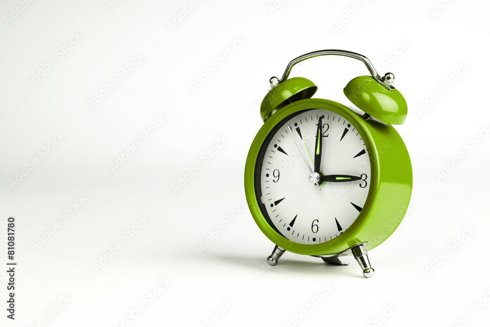 zegarek trzy zegar twarz - powiększenie