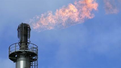 Industrial Gas torch