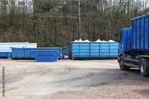 Recyclinghof - 81082364