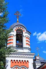 Shrine Chapel of the Archangel Michael in Moscow