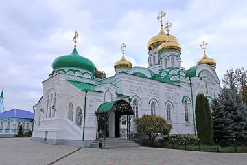 Raifsky Bogoroditskiy male Monastery in Tatarstan