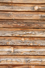 Part of wooden gate, may be used as a wooden background.