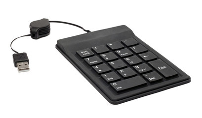 USB keypad