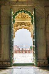 Entrance Gate of Jaswant Thada, Jodhpur, India