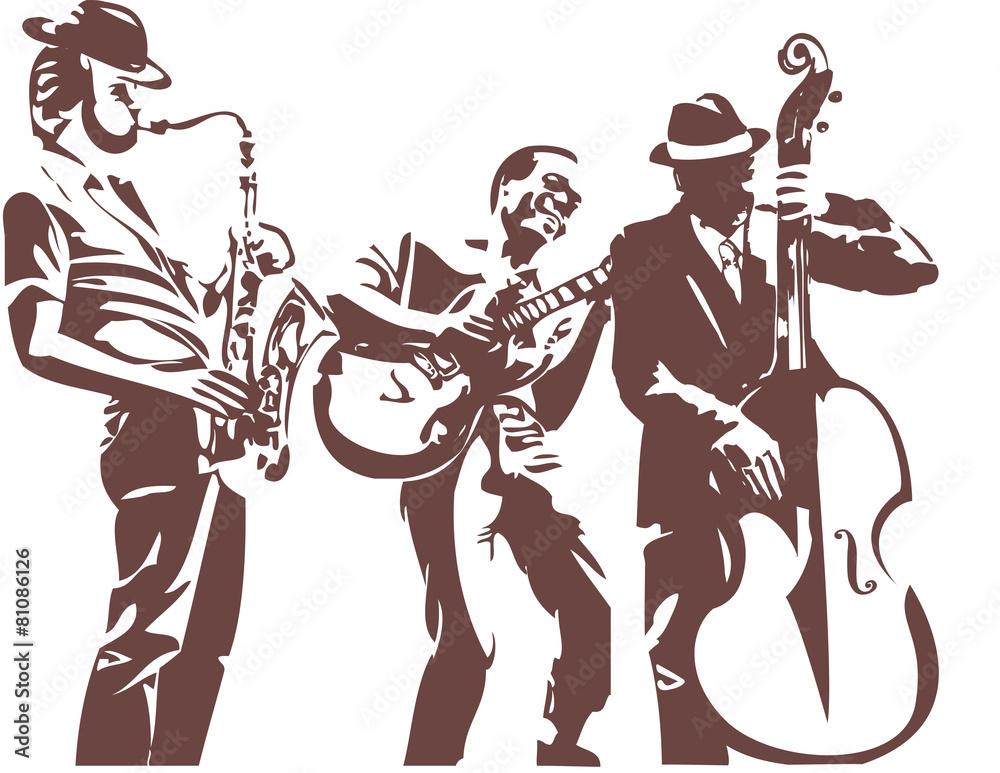 przyrząd gracz blues - powiększenie