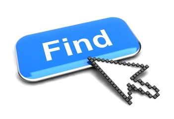 Find button and arrow cursor
