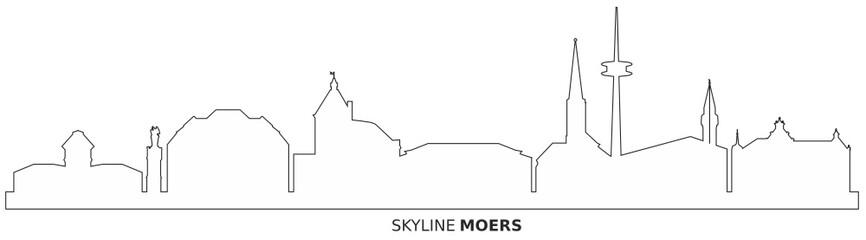 Skyline Moers