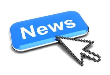 News button and arrow cursor