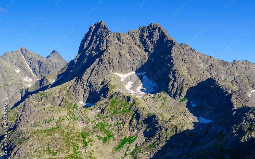 europa wysoki highland - powiększenie