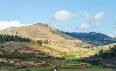 Typical Landscapes of Madagascar