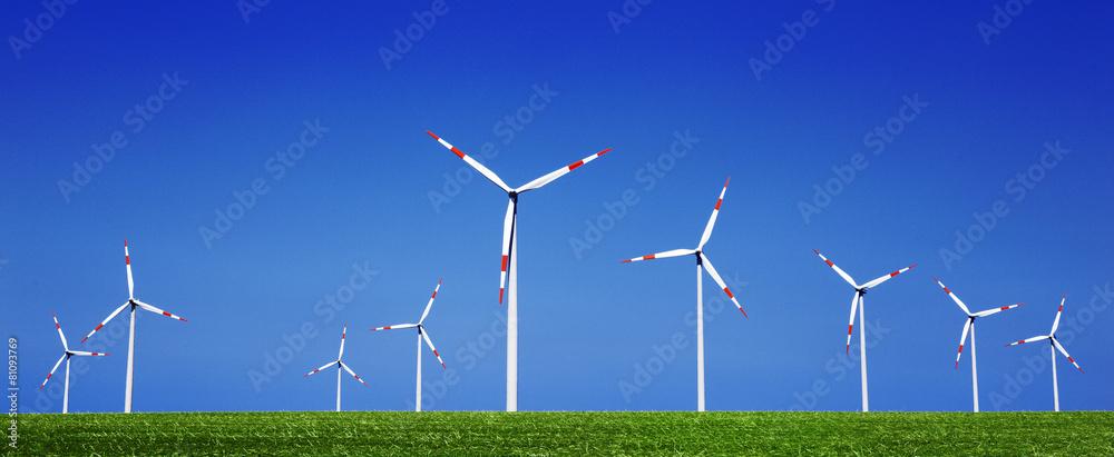 wiatrak energia trwałość - powiększenie